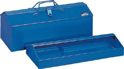 リングスター N型両開きツールボックスN-53Sブルー(1個) N53SB 4873033