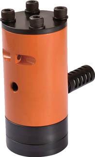 NPK エアーバイブレータ エアークッション式 サイレンサ付き 30058(1台) NLV2430BL 7533985