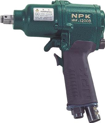NPK ワンハンマインパクトレンチ 25320(1台) NW1200B 2211866