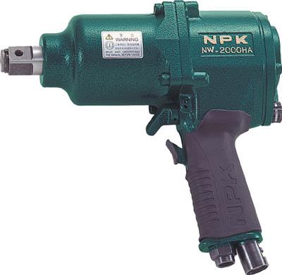 NPK ワンハンマインパクトレンチ 25405(1台) NW2000HA 2211891