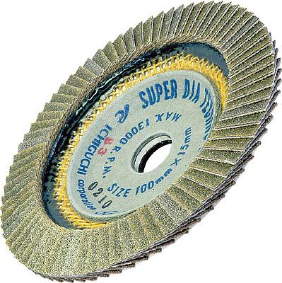 AC スーパーダイヤテクノディスク 100X15 #180(1枚) SDTD10015180 3826601