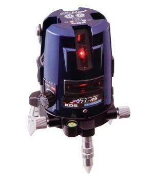 大きい割引 K782080:イチネンネット KDS:ATL-85 高輝度 オートラインレーザー 本体のみ 磁気制動方式-DIY・工具