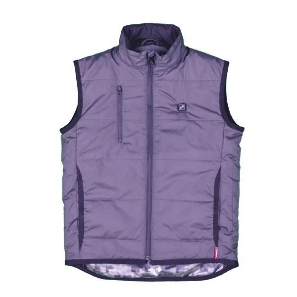 【代引不可】VIGUEUR(ヴィガール):日本製ヒーター付き暖房服インナーベスト VG-2001-BK-M