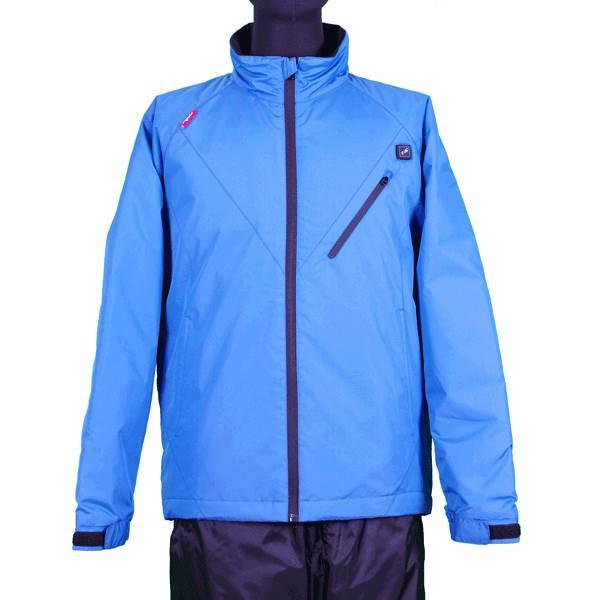 VIGUEUR(ヴィガール):日本製ヒーター付き暖房服長袖ジャケット VG-2011-BL-M