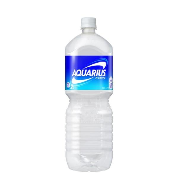 アクエリアス ペコらくボトル2LPET(6本)