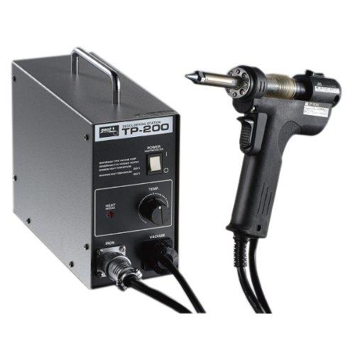 4975205050036 goot:ステーション型自動はんだ吸取器 TP-200AS