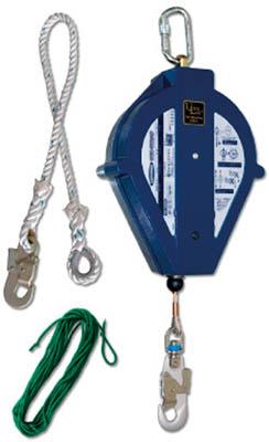 ツヨロン ウルトラロック25メートル 台付・引寄ロープ付(1台) UL25SBX 7586337