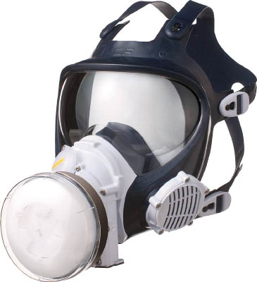 シゲマツ 電動ファン付呼吸用保護具 本体Sy185(フィルタなし)(20650)(1個) SY185M 7737939