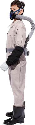 シゲマツ 電動ファン付呼吸用保護具 Sy20G2-B1(20680)(1個) SY20G2B1 7737947