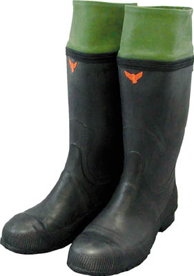 SHIBATA 防雪安全長靴(裏無し)(1足) SB31129.0 3242536