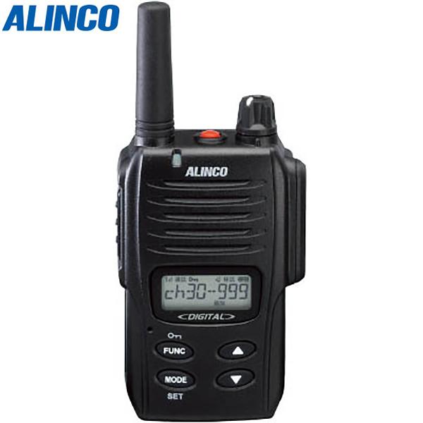 アルインコ デジタル登録局無線機1Wタイプ大容量セット(1台) DJDP10B 3853748