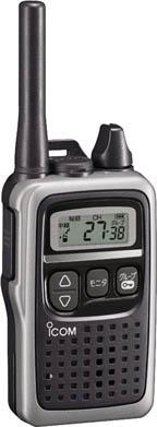 アイコム アイコム 特定小電力トランシーバー(1台) IC4300S 4010086