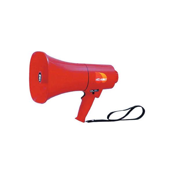 ノボル レイニーメガホン15W 防水仕様 サイレン音付き(電池別売)(1台) TS713P 4334302