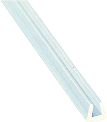 光 シリコンチューブ角溝だラム巻き5.8×4.5×100m(1巻) SCK3100W 4739825