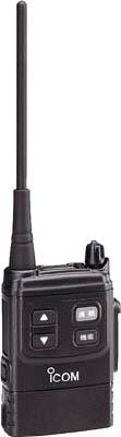 アイコム 特定小電力トランシーバー(1台) IC5010 4793706