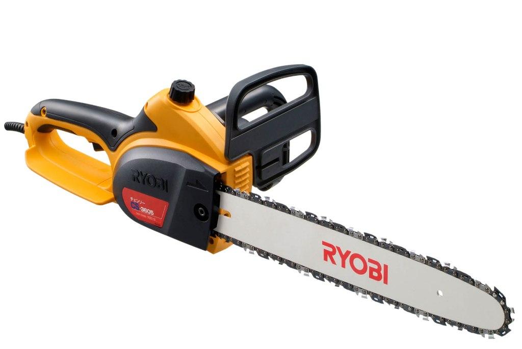 RYOBI(リョービ):チェンソー CS-3605