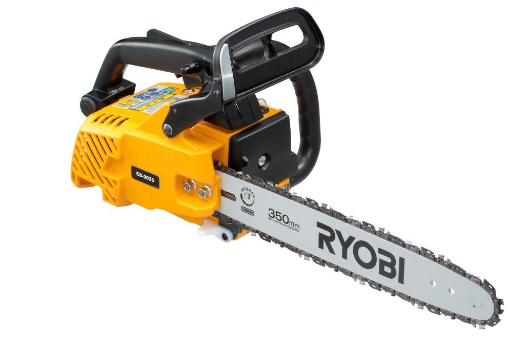 RYOBI(リョービ):エンジンチェンソー ES-3035