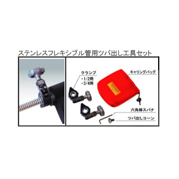 レッキス工業:コードレスフレアオプション 424980