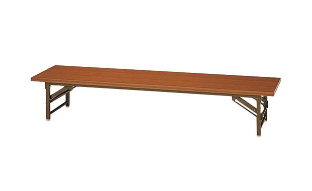 【代引不可】ナイキ:会議用テーブル 折りたたみテーブル 3345-T