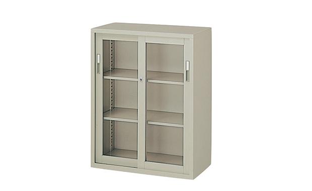 ナイキ:壁面収納庫 書庫・キャビネット HG311-AW オフィス 会社 事務所 書類収納