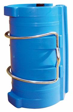 アラオ:パッチンクリップ42.7φ用(青色)120個入り