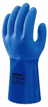 【代引不可】ショーワグローブ:[業務用]耐切創性手袋 KV660(耐油アラミドビニローブ) XLサイズ 10双1パック