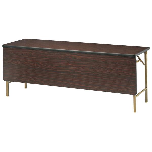 【代引不可】【受注生産品】ニシキ工業:折りたたみテーブル DKT-1860PS-アイボリー