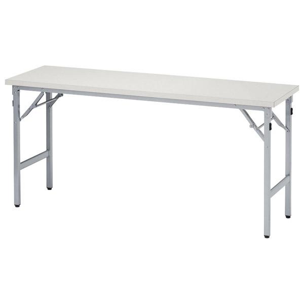 【後払い不可】【代引不可】【受注生産品】ニシキ工業:折りたたみテーブル SAT-1545TN-ローズ