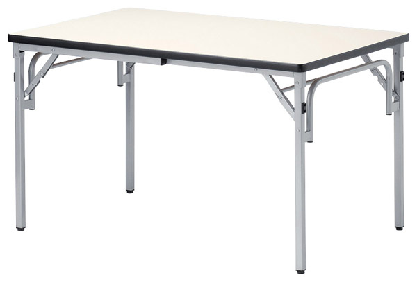 【後払い不可】【代引不可】【受注生産品】ニシキ工業:折りたたみテーブル TGS-1575-チーク