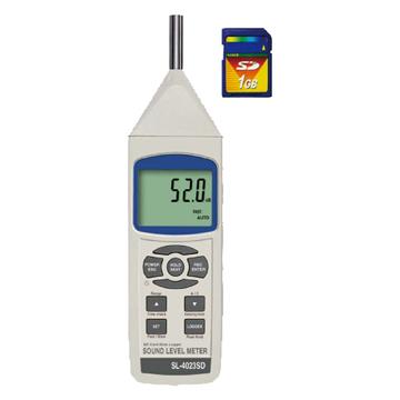 マザーツール:デジタル騒音計 SL-4023SD