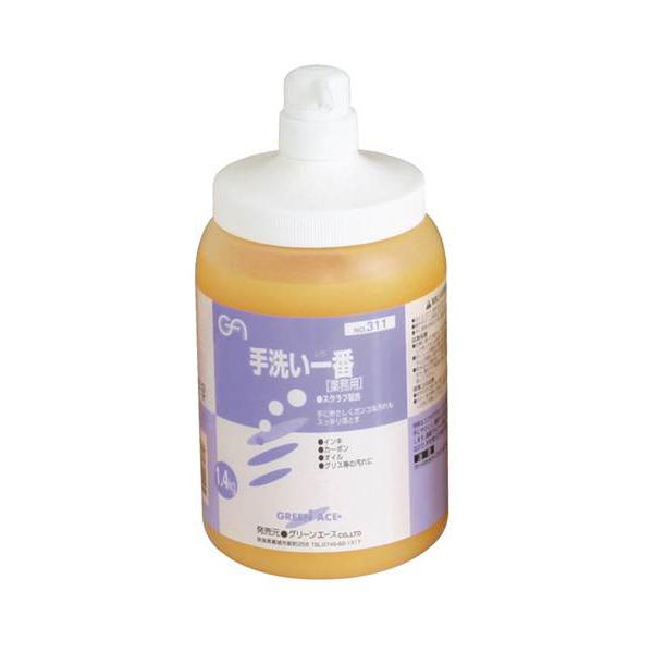 三共コーポレーション:手洗い一番 1.4kg (230mm) 1個×3セット 311