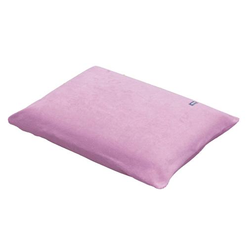 【代引不可】日本エンゼル:ラテックス枕型クッションパープル 1050-J