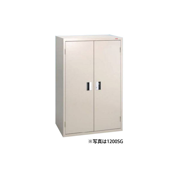 OS(大阪製罐):ロッカーS(スチール扉) ライトグレー 1000SG