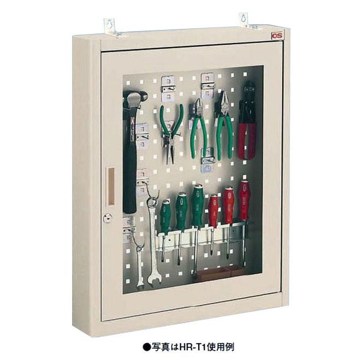 OS(大阪製罐):ハンガーラック(アクリル窓付型) 片開扉タイプ HR-T1F