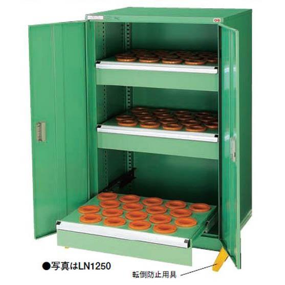 【代引不可】OS(大阪製罐):ツーリングロッカー(NT・BT用) LN1000型 スチール扉 LN1050
