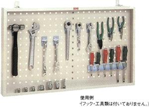 OS(大阪製罐):ハンガ-ラック壁掛フック付 HR-50F
