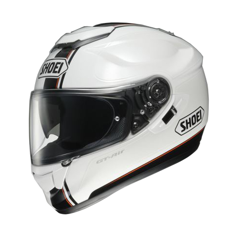 SHOEI(ショウエイ):GT-Air WANDERER TC-6 WHITE/SILVER L
