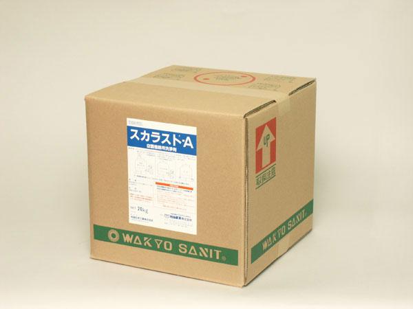 【代引不可】【法人限定】和協産業:空調用洗浄剤・保守剤 スカラストA 20kg