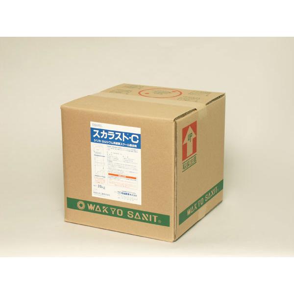 【代引不可】和協産業:空調用洗浄剤・保守剤 スカラストC 20kg