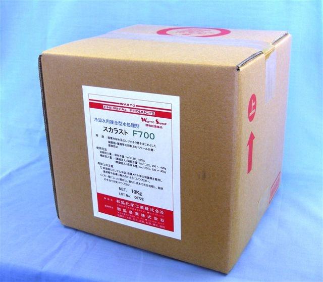 【代引不可】【法人限定】和協産業:空調用洗浄剤・保守剤 スカラストF700 10kg