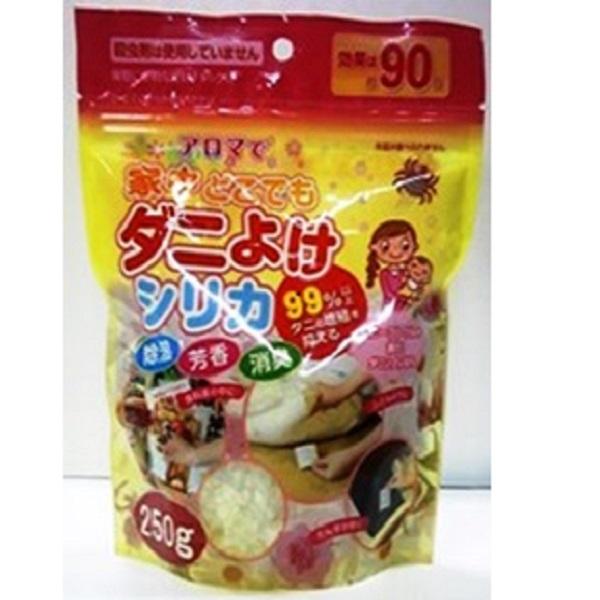 【代引不可】トキハ産業:ダニよけシリカ業務用 250g 1ケース(15袋入) 0585-15