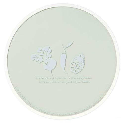 セーブ・インダストリー:IH用ガラス汚れ・焼焦げ防止プレート 24.5cm(滑り止めゴム付) SV-3123