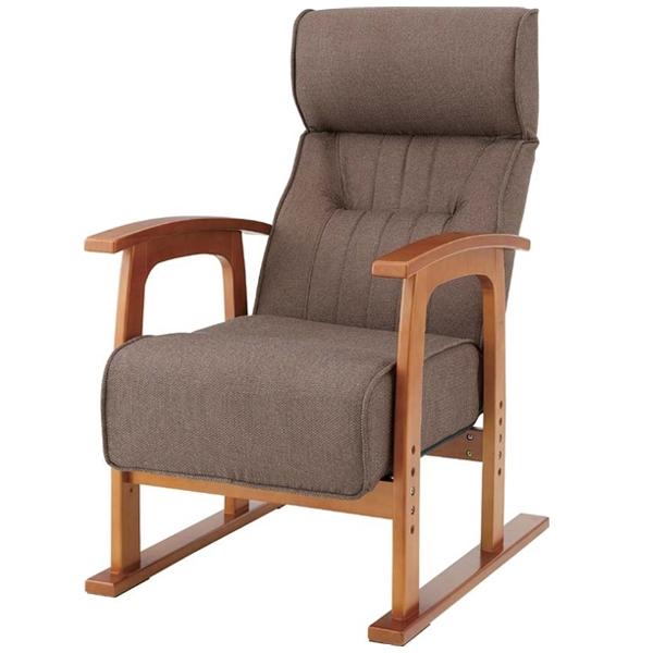 東谷(アヅマヤ):クレムリン キング高座椅子 THC-106BR