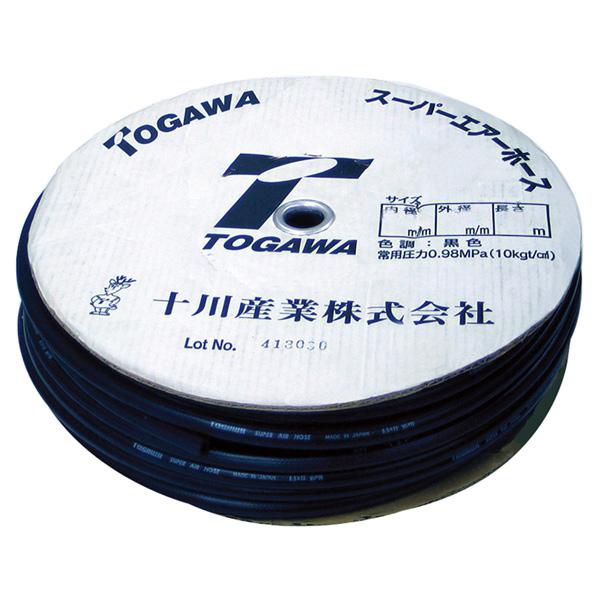 トガワ(TOGAWA):スーパーエアホース 8×15mm 50m