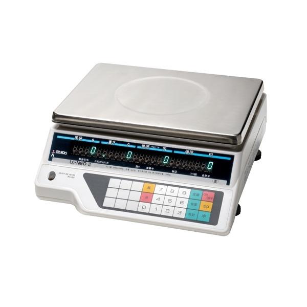 【代引不可】イシダ:デジタル演算はかりLC-NEO2 6kg 900681306