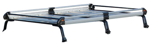 TUFREQ(タフレック):ルーフキャリア キャリア高さ366mm HH236C