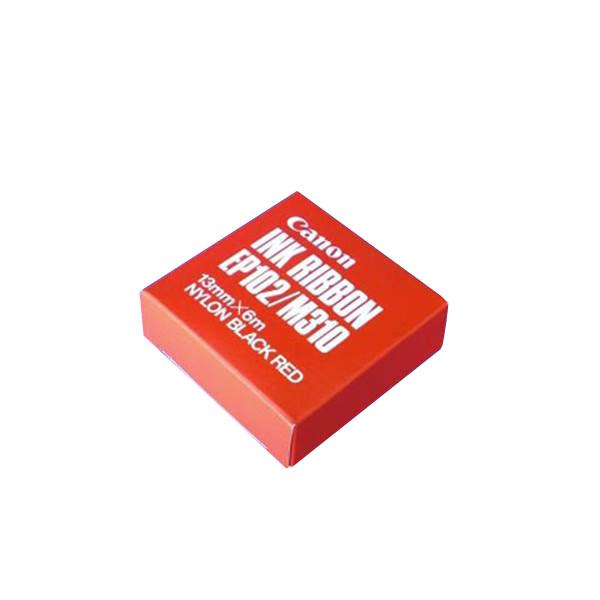 事務用品 文房具 筆記具 ファイル 机上整理 オフィス 69897 キヤノン:プリンター電卓用インクリボン 国内正規総代理店アイテム M310 大人気 EP-102 4960999406398