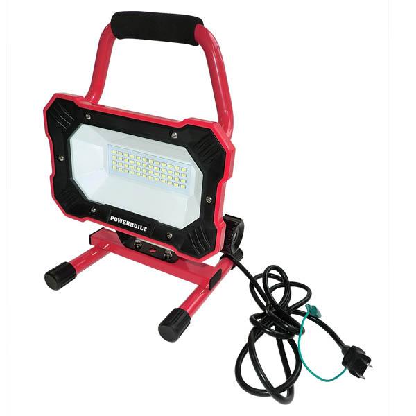 アイガーツール:パワービルドLED投光器 EKS0197