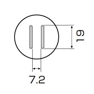 白光:ノズル SOP 7.5MM X 18MM A1134 000056252111