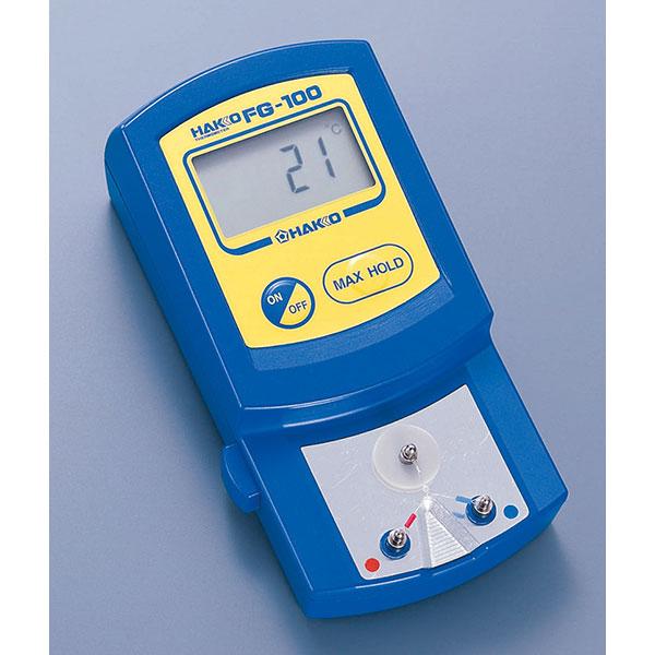 品質は非常に良い 白光:こて先温度計(校正付) FG100-04 000056302104:イチネンネット-DIY・工具